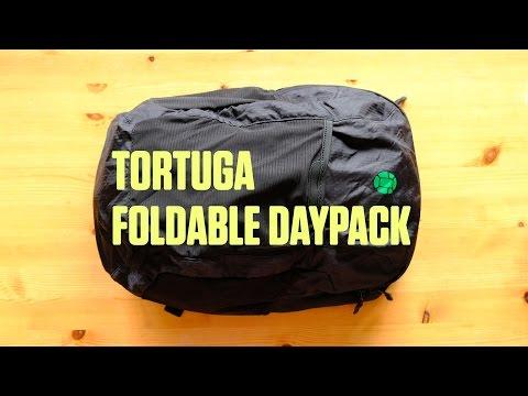 Faltbarer Reiserucksack: Tortuga Foldable Daypack