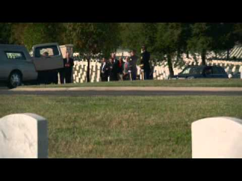 Casket Burial with Military Honors