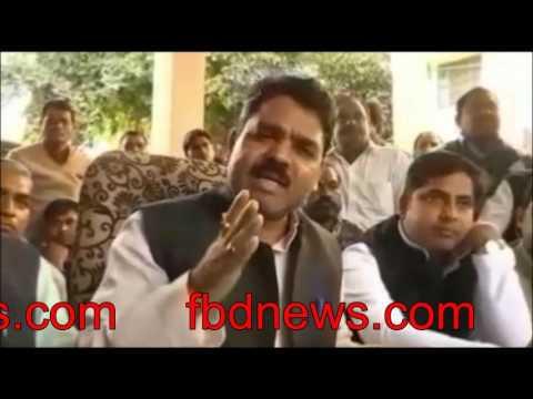 सुनिये- क्या बोले सपा विधायक रघुराज सिंह शाक्य