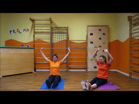 Kindersport-Purzelbaum @Home #2 ZAUBERTEPPICH