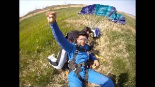 Yecheon-gun South Korea  City new picture : Sky Diving in South Korea