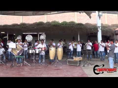 Banda Show Filarmonica Llipa - MIx Bolo 2014 (Anthonny Producciones)
