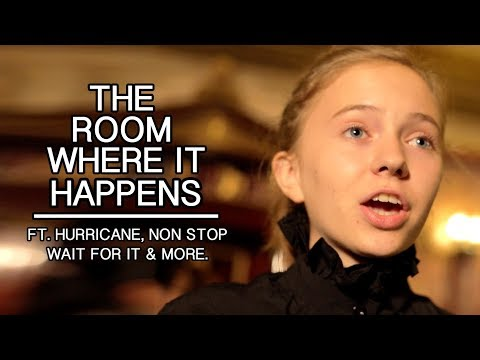 Video HAMILTON'S 'THE ROOM WHERE IT HAPPENS' (Ft. Hurricane, Non Stop & more) | SPIRIT YPC download in MP3, 3GP, MP4, WEBM, AVI, FLV January 2017