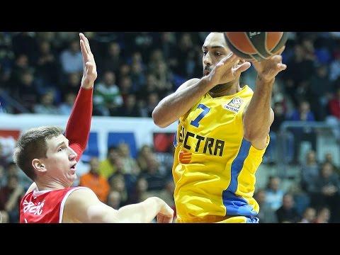 Highlights: Cedevita Zagreb-Maccabi Electra Tel Aviv