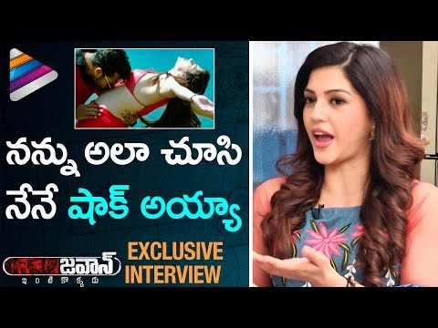 Mehreen SHOCKED by Her LOOK in Jawaan Video Songs | BVS Ravi & Mehreen Interview | Sai Dharam Tej