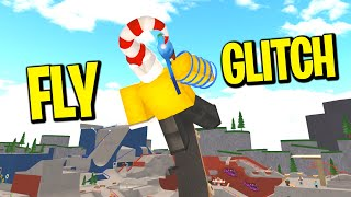 HOW TO FLY GLITCH IN ROBLOX SKATE