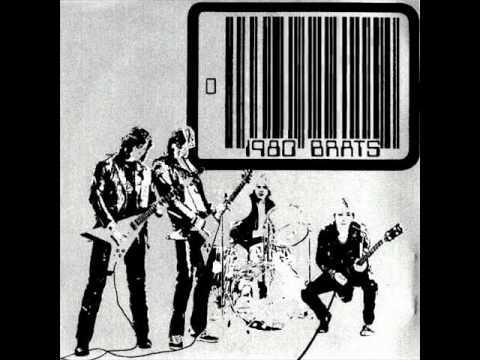 Brats - B-Brains online metal music video by BRATS