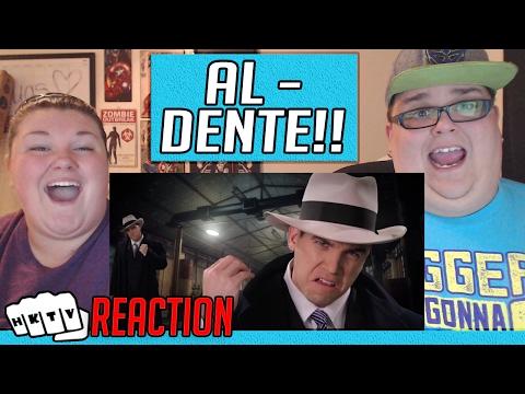 Blackbeard vs Al Capone. Epic Rap Battles of History Season 3. REACTION!! 🔥