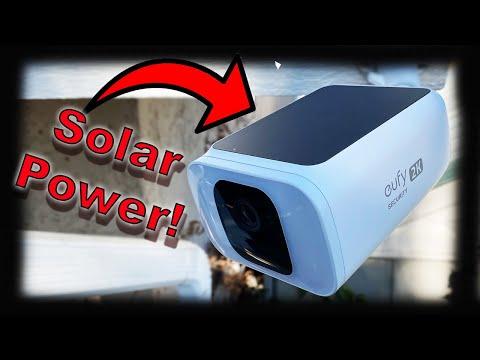 Eufy Solocam S40 - Solar 4k camera with spotlight - Perfect security camera?