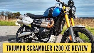 10. 2019 Triumph Scrambler 1200 XE Review