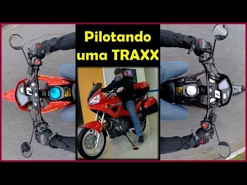 Test ride Traxx FLY 150 e 250 - conheci a TSS 250, a Dunna 600 e muito mais!