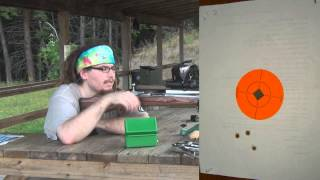 after fully floating the barrel i took my custom mosin nagant out to the range to see how it shoots.