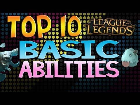 abilities - This video was brought to you by http://eloclimb.com with its League of Legends Skins, Referrals and Accounts. • ☆ Please Like/Comment/Share this video if ...