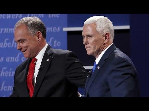 ΗΠΑ: Η υπεροχή Πενς στο ντιμπέιτ και το πρόβλημα των Ρεπουμπλικανών