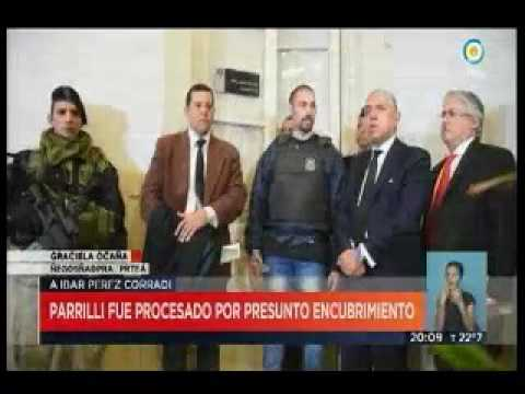 Declaraciones de Ocaña sobre las escuchas a Parrilli