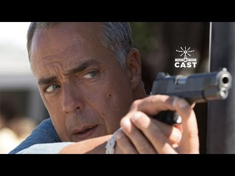 Titus Welliver On Portraying Detective Harry Bosch