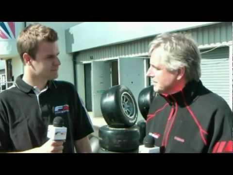 F2 Pre-Season Test, Yokohama Tyres