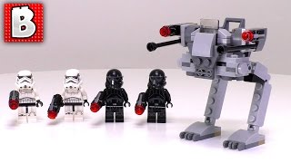 Star Wars Imperial Trooper Battle Pack Set 75165  112 Parts / £11.99 / $14.99 / 14.99€Get This Set! http://amzn.to/2mEnInWThere is a Superchat function at the bottom of the chat window if you'd to support the channel! If you have a question for us Check out the FAQ below first!Chat Rules:1: Don't spam2: No racism, profanity, sexism, etc.3: Don't promote your channels or ask for subs4: No Movie Spoilers5: No CAPS-LOCK shouting6: Be a decent person, in general.FAQ:Where this weird accent guy (Mike) is from? - PolandPancakes or waffles? - Crepes!Marvel or DC? - DC (Jack), Marvel & AC/DC (Mike)Favorite LEGO Theme? - City (Jack), Star Wars (Mike)Favorite LEGO Set? - UCS Slave 1 (Jack), UCS Millenium Falcon (Mike)DO I Like LEGO? - a little bit, yeah.
