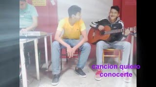 song want to know -cover David Peñafiel - YouTube