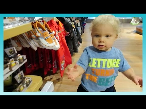Taking - Baby Oliver has tips and tricks on how to survive the mall with MOMMY! SUBSCRIBE to never miss the cuteness! http://bit.ly/SubtoBabyLeague New