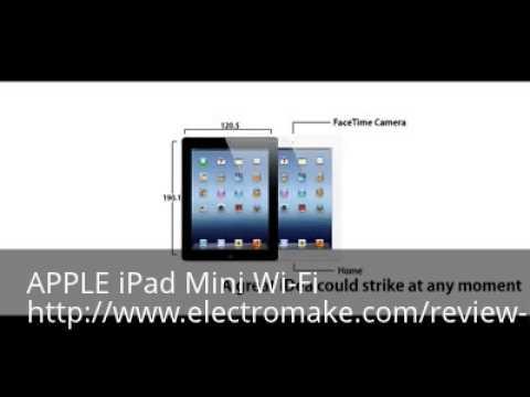 Review:--New APPLE iPad Mini Wi-Fi