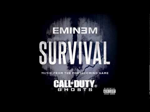 survival - Album available NOW! http://smarturl.it/MMLP2 To redeem when buying COD : http://callofduty.eminem.com.