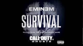 Thumbnail for Eminem ft. Liz Rodrigues — Survival
