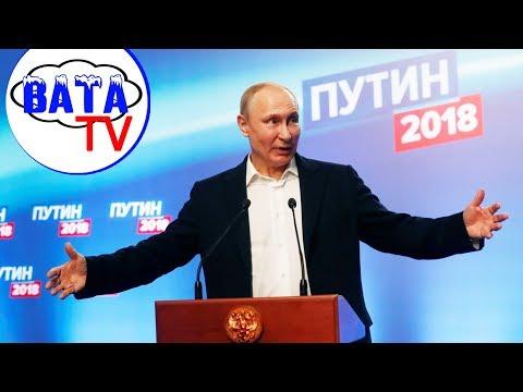Как Путина мировые лидеры поздравляли - DomaVideo.Ru
