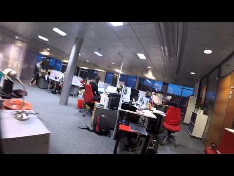 Work life at a PR agency in Helsinki