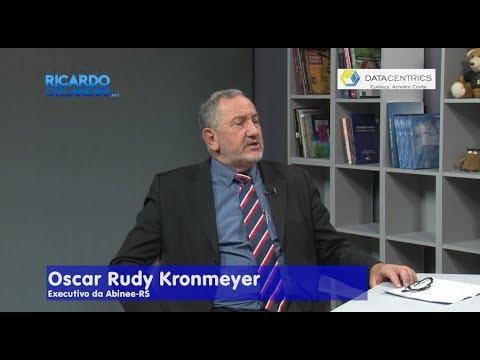 Ricardo Orlandini entrevista Oscar Rudy Kronmeyer, Rodrigo Miranda, Paulo Gerhardt e Paulo Amorim