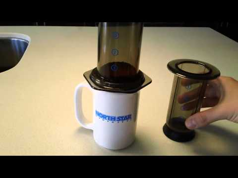 Aeropress Coffee Maker Review & Usage