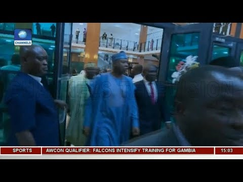National Assembly Holds Emergency Joint Session |News Across Nigeria|