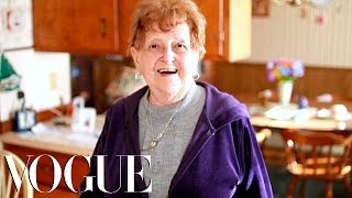 """Was tired of waiting for Vogue to contact my grandma, so I made her a 73 Q's video myself! JOIN THE DRONIAK FAMILY!: http://bit.ly/1UV2DvZBUSINESS INQUIRES: business@bigfra.meFOLLOW ME TO KEEP UPDATED :) -------------------------------------------------------------------twitter: https://twitter.com/KevinDroniakinstagram: https://www.instagram.com/kevindroniak/LILL's instagram: https://www.instagram.com/grandma_droniaksnapchat: kdron64I HAVE A VLOG CHANNEL TOO! BE SURE TO SUBSCRIBE :Phttps://www.youtube.com/user/waitimkevin---------------------------------------------------------------------THESE ARE MY PROMO CODES. YOUR WELCOME!FREE uber ride with my code: """"KEVIND1363""""LOVE YOU ALL SO MUCH!"""