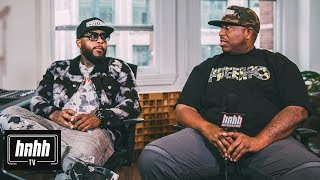 Royce Da 5'9 & DJ Premier List Young Rappers They Want to Work With & More (HNHH Interview 2018)
