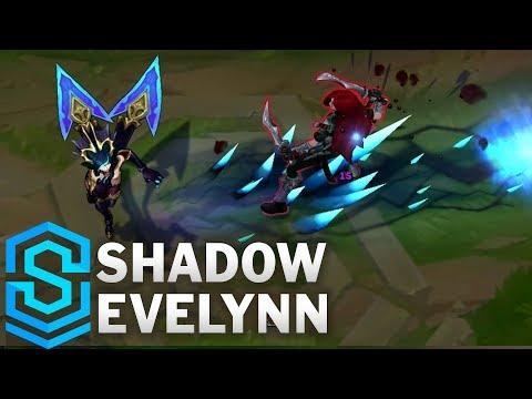 Evelynn Bóng Tối - Shadow Evelynn