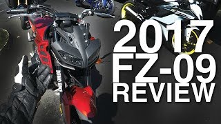 10. Riding a 2017 FZ-09 And Almost Orgasming