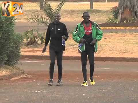 Kenya to send a strong walking race squad to the African games