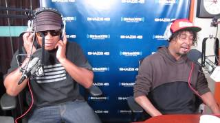 Video Danny Brown Smashes his Freestyle on Sway in the Morning MP3, 3GP, MP4, WEBM, AVI, FLV Juni 2018
