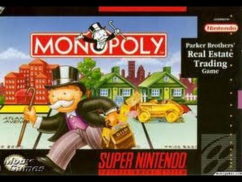 monopoly super nintendo download