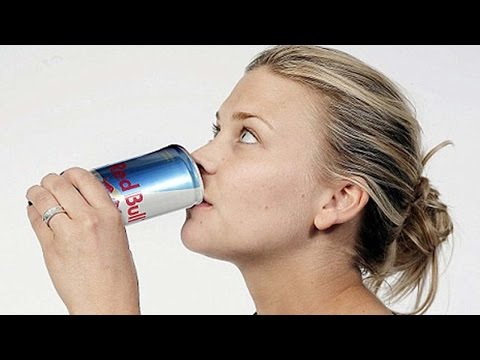 This Is What Happens To Your Body After Drinking Red Bull