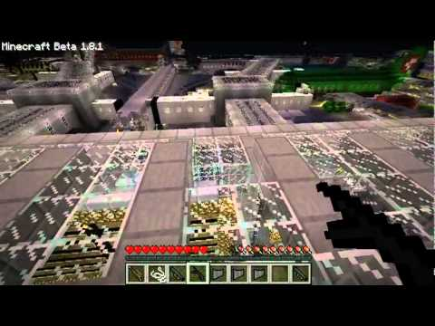 Minecraft Guns, Vehicles y Planes Mod 1.2.5