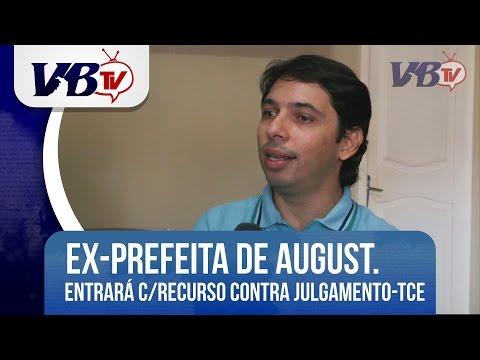 VBTv | Advogado de ex-prefeita recorrer� contra julgamento de contas do TCE