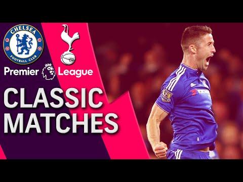 Video: Chelsea v. Tottenham I PREMIER LEAGUE CLASSIC MATCH I 5/2/16 I NBC Sports
