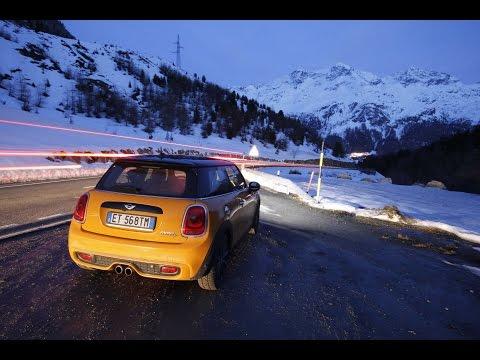 Test Drive Mini Cooper S (видео)