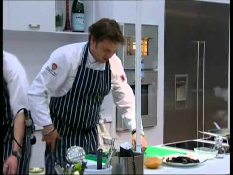 Gourmet Abu Dhabi 2011 – Masterclass by James Martin 2