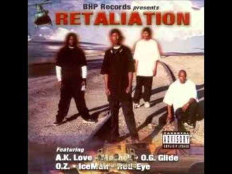BLACK HOLE POSSE  ---  Retaliation