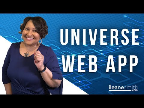 Watch 'Build a Free Website with Universe Website Builder App for iOS '