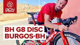 La nueva BH G8 Disc del equipo Burgos-BH | Pro Bike