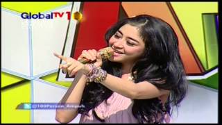 Download Lagu UUT PERMATASARI Live At 100% Ampuh (30-08-2012) Courtesy GLOBAL TV Mp3
