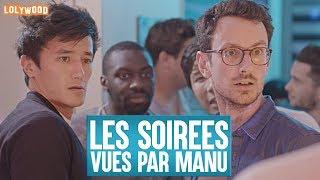 Video Les soirées (vues par Manu) MP3, 3GP, MP4, WEBM, AVI, FLV September 2017